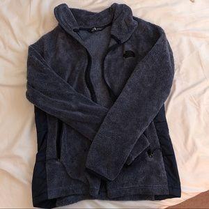 North Face Fuzzy Jacket